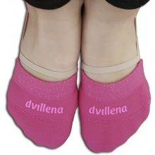 Dvillena ťapky ponožkové Fuchsia