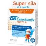 GreenSwan Laktobacily Forte21 40 kapslí