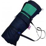 Aesthetic Pikniková deka černá zelená lesní