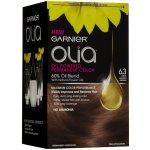Garnier Olia 6.3 Zlatá světle hnědá barva na vlasy