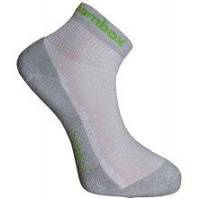 BX-2 ANKLE bambusové kotníčkové ponožky BAMBOX bílá