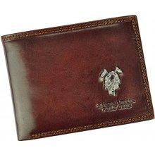 HARVEY MILLER Pánska peňaženka 1173 hnedá
