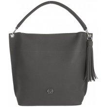 dámská kabelka EGO 2087 šedá