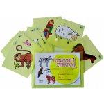 Infra Didaktické karty: Poznáváme zvířátka 1