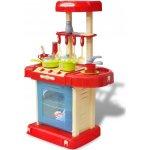vidaXL Dětská kuchyňka na hraní se světly a zvukovými efekty