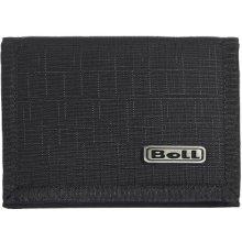Peněženka Boll Trifold Wallet černá/zelená