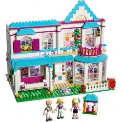 1abcadae6 Lego Friends 41314 Stephanie a její dům od 1 490 Kč - Heureka.cz