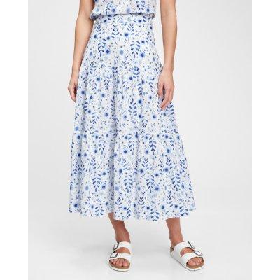 GAP sukně dámské bílá