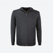 KAMA pánský svetr bez podšívky 4103 - šedý 923d3a377b