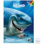 Omalovánky A5+ Hledá se Nemo 2431701