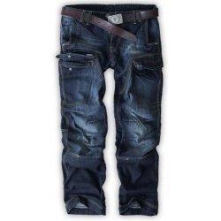 Thor Steinar jeans Vigrid pánské tmavě modré eb53b41349
