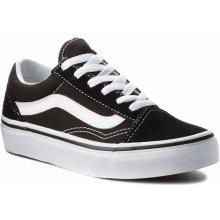 83edc4a5a75 Vans Old Skool Black True White černá   bílá