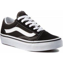Vans Old Skool Black True White černá   bílá. Dětské Boty ... 050f91e563f