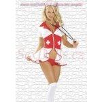 Sexy kostým zdravotní sestra