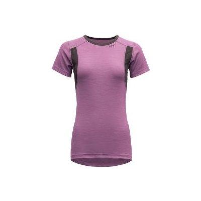 Devold Hiking T-shirt Women Iris/Figs