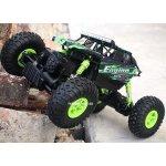 RCobchod Crawler ENGINE proporcionální 4WD RTR zelená 1:18