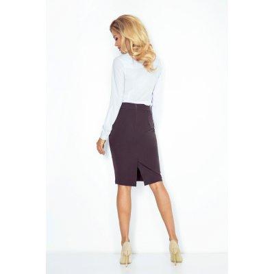 Morimia sukně MM 001-3 šedá