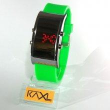 LED KAXL HZ-16 zelenostříbrné