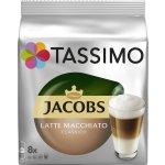 Recenze Tassimo Jacobs Krönung Latte Macchiato 8 porcí