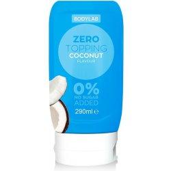 Bodylab Zero Topping Syrup kokos 290 ml