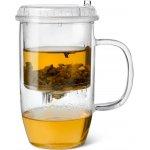 Bredemeijer Sklenice na čaj se sítkem 350 ml