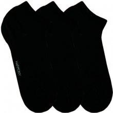 dámské kotníkové ponožky RS černá
