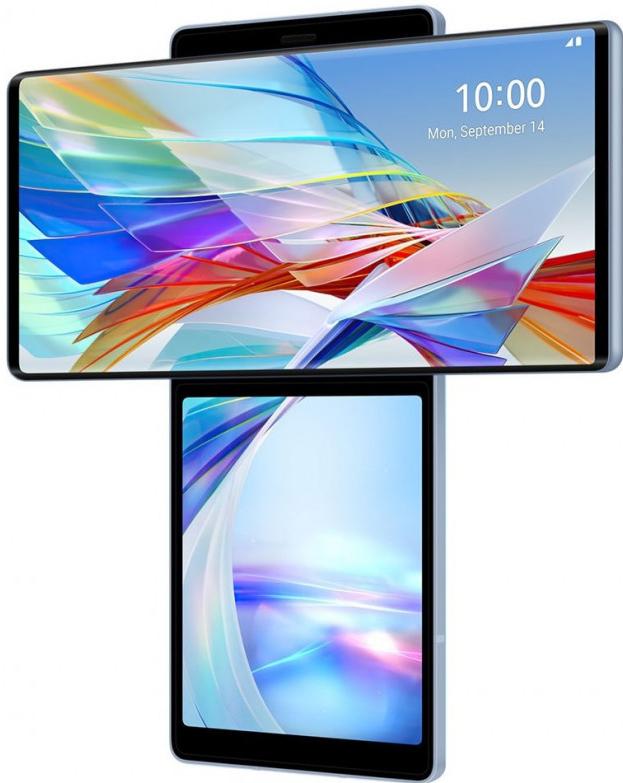 LG Wing 5G, 8GB/128GB na Heureka.cz