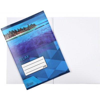 Papírny Brno Sešit 540 Premium A5 čistý