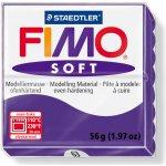 FIMO Modelovací hmota soft fialová 802063 56 g