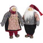 Vánoční figurka - Skřítek 40 cm, Euro Trading Euro Trading 4260514436504