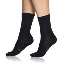 dámské ponožky Bambus Comfort BE496862 - černá