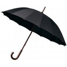 Pánský holový deštník BRADFORD černý
