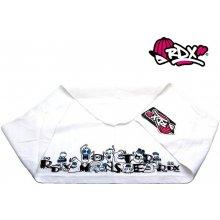 8156a9a7458 RDX šátek větší 2381 Monster Bílá