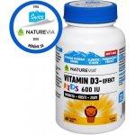 Swiss NatureVia Vitamin D3 Efekt Kids 60 tablet