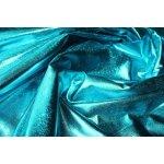e69a7d2a9faf Metráž - Plavkovina TYRKYS METALLIC 85 - látka na plavky a taneční kostýmy
