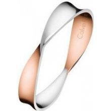 Calvin Klein Dámský prsten z chirurgické oceli Supple KJ7SPR2001 e0802584a0