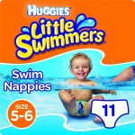 Huggies little swimmers medium 11-15 kg 11 ks