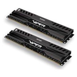 Patriot DDR3 8GB KIT 1600MHz CL9 Viper 3 PV38G160C9K