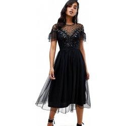 3041b7dccfcf Frock And Frill luxusní šaty černá od 3 390 Kč - Heureka.cz