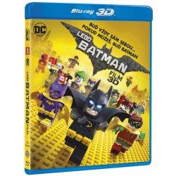 LEGO Batman film 2D+3D BD