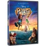 Zvonilka a piráti DVD