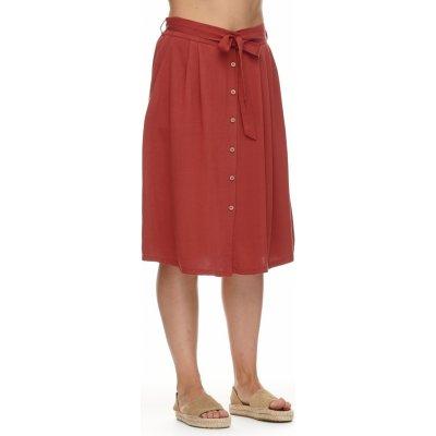 Ragwear sukně Lejla 4011 henna