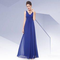 b9a586544ce Plesové šaty Společenské šaty na ples i pro těhotné modrá