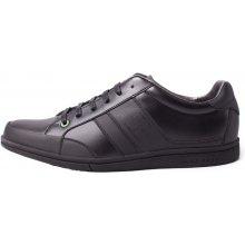 HUGO BOSS GREEN pánské sneakersy BLACK
