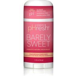 Honestly pHresh Dámský deodorant Barely Sweet, 64 g