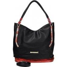 Monnari BAG 8840-M20 J16 černo-červená