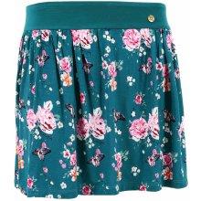 Kixmi dámská sukně Corrie AALSS17500 smaragdová zelená