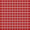 Ceramika Paradyz Altea rosa - obkládačka mozaika 30x30 (2,3x2,3) červená lesk Altea rosa 2,3x2,3