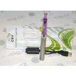 Green Sound E-cigareta EGO-CE4+ 1100mAh chrom 1ks