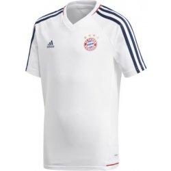 3360359ccd0 Adidas dres Authentic FC Bayern Mnichov tréninkový 17 18 bílý